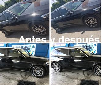 Pulido de llantas: Catálogo de Car Wash Alcorcón