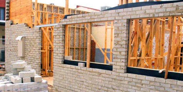 Construcción Obra nueva: Trabajos de Construcciones Javier Villar