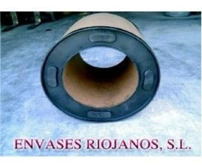 Núcleo de cartón encolado: CATÁLOGO de Envases Riojanos