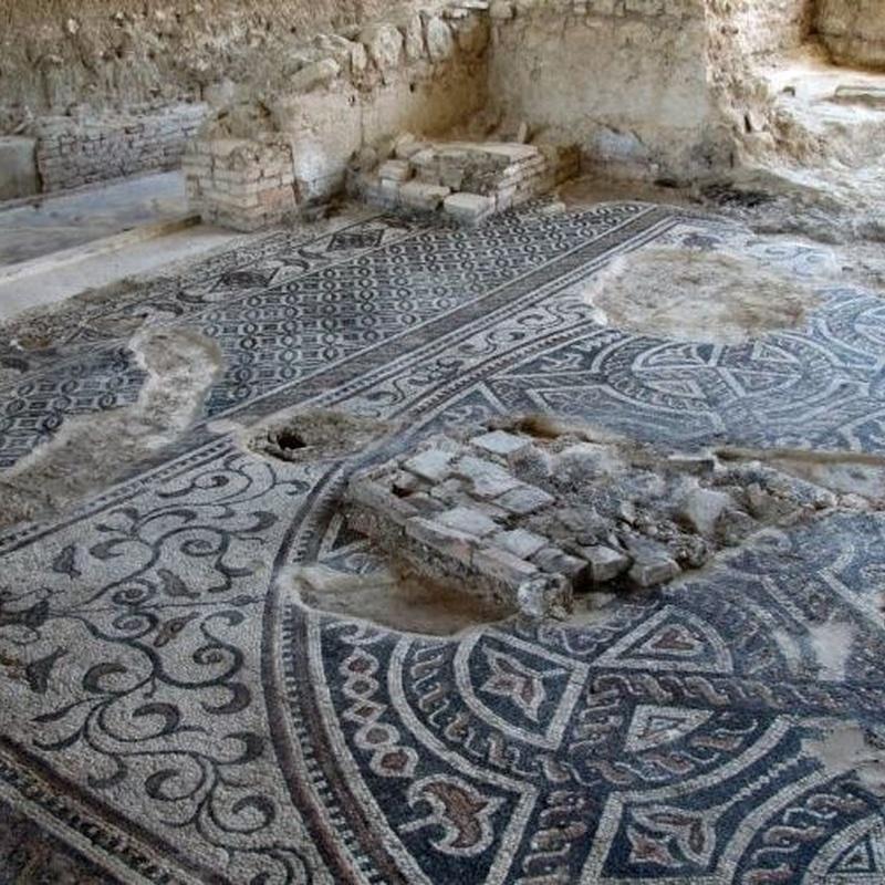 El Triclinio: Turismo arqueológico de Villa Romana de Salar