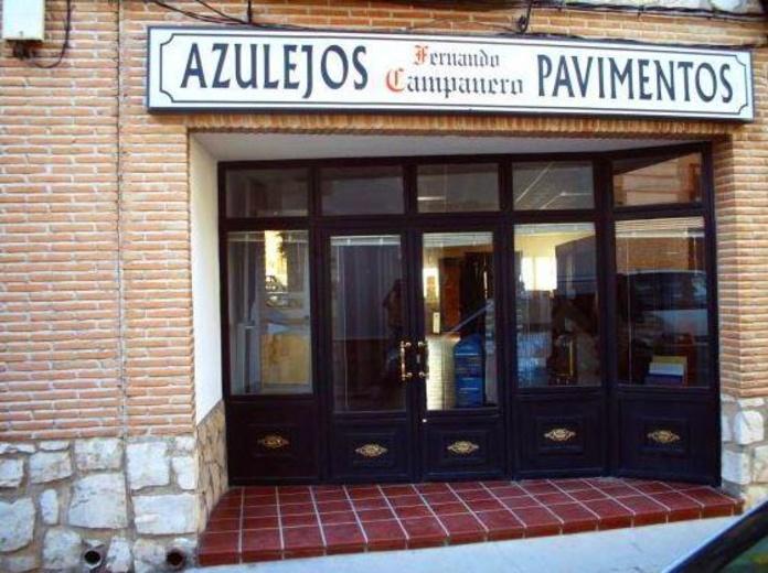Azulejos y Pavimentos en Horcajo de Santiago