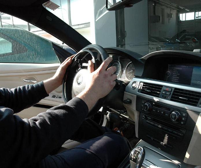 Adaptación de vehículos en Avilés