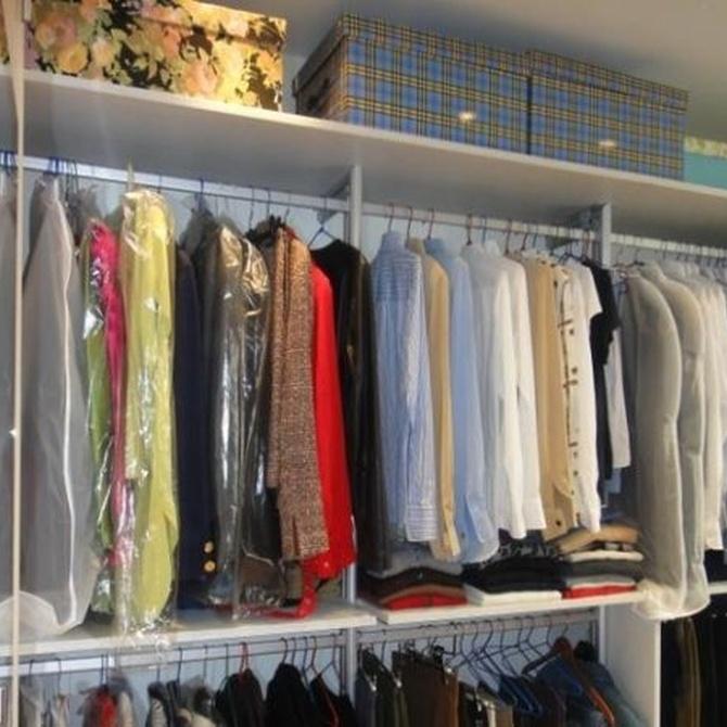 Algunos motivos para colocar armarios empotrados