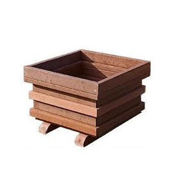 Jardinera Soria 60: ¿Qué podemos ofrecerte? de CM PLASTIK RECYCLING SL