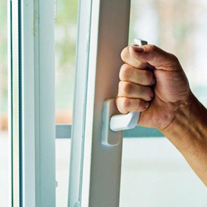 Aprende a cuidar las ventanas de aluminio