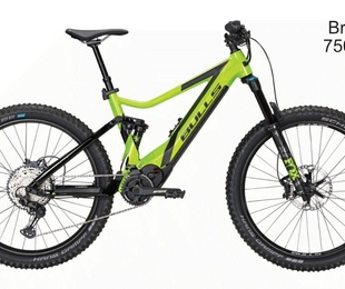EBIKE BULLS E-STREAM EVO AM4 2020