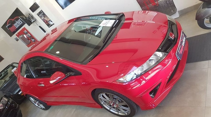 Honda Civic TypeR : Coches de ocasión  de VAYA COCHES SL
