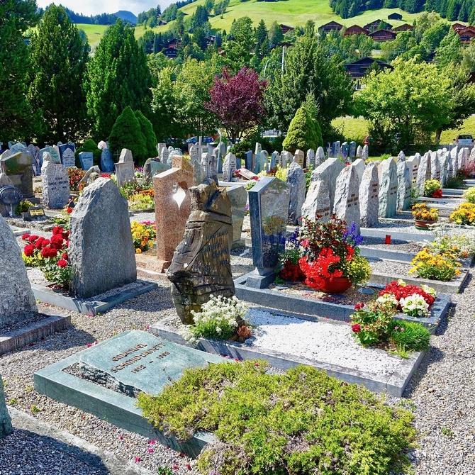 Últimas tendencias en lápidas