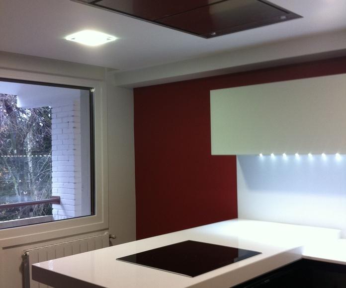 Muebles de cocina: Trabajos realizados de Reformas Josemi Gallego