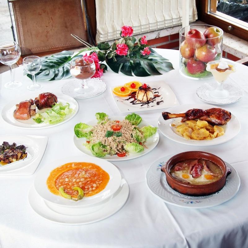Pon Aragón en tu mesa: Nuestros servicios de Hotel Fidalgo