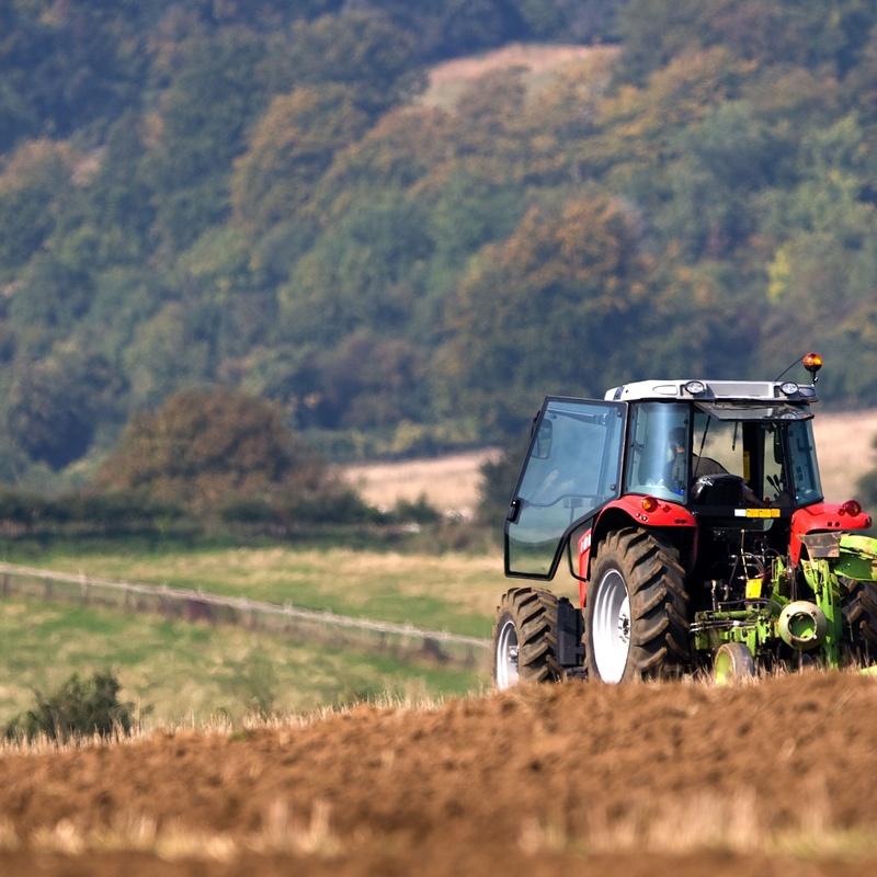 Vehículos agrícolas: Servicios de Información