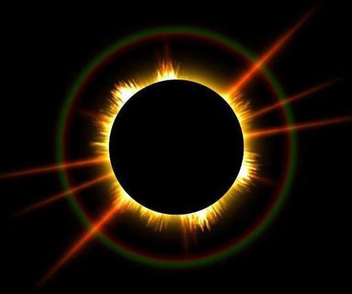 Eclipse solar fenómeno bonito y peligroso: Catálogo de Visual Tegueste Ópticos