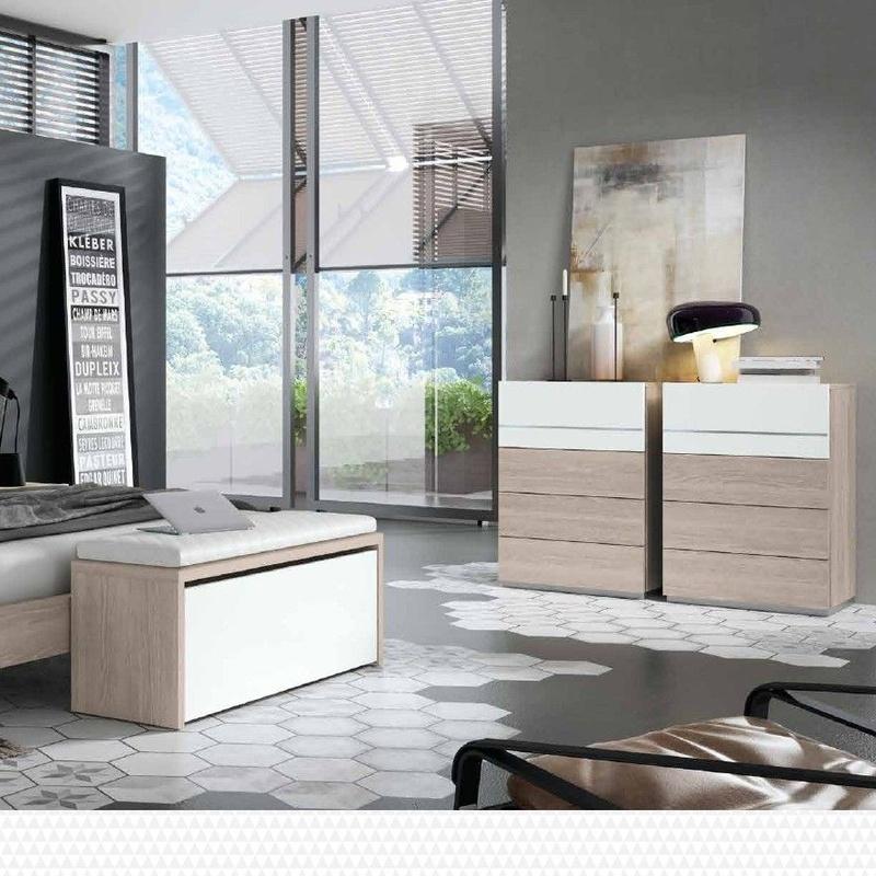 Dormitorios de matrimonio Creta Top: Catálogos de muebles de Muebles Salvador