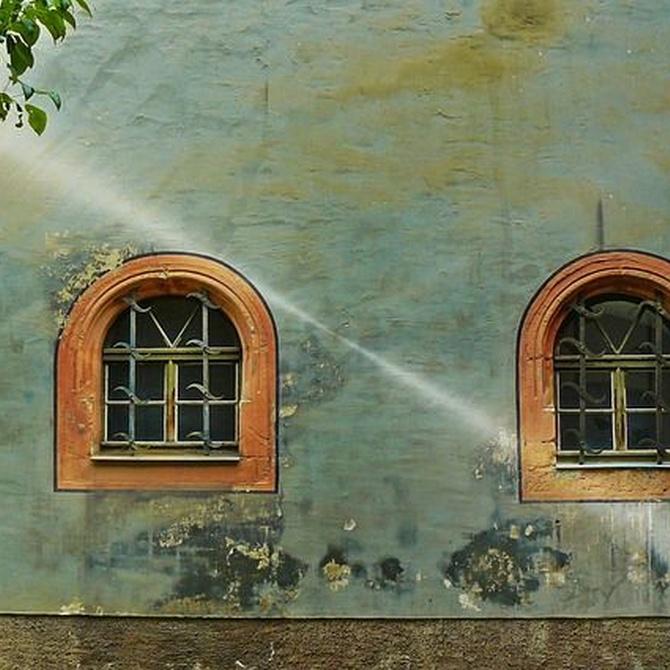 El origen de las ventanas