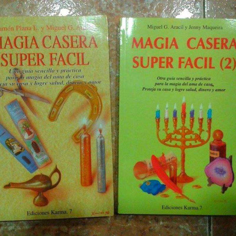 Magia Casera Super Facil: Cursos y productos de Racó Esoteric Font de mi Salut