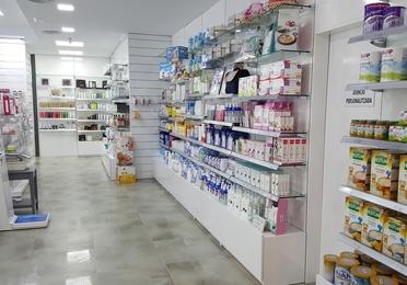 Perfumerías y farmacias