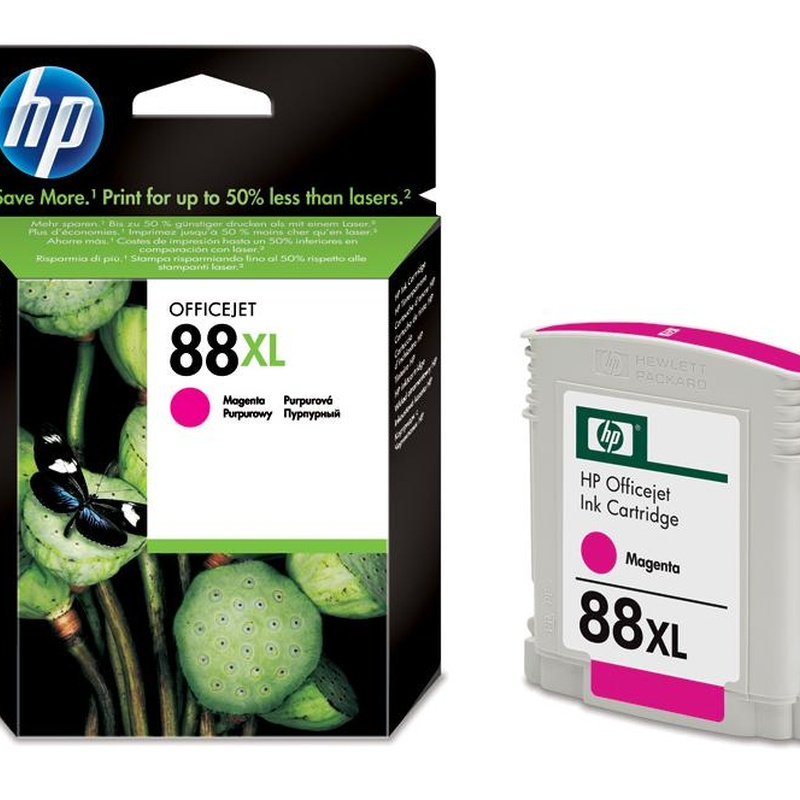 Cartucho HP88XL Magenta - C9392AE