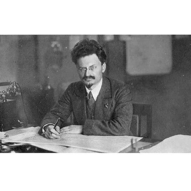 El asesinato de Trotski a cargo de Ramón Mercader
