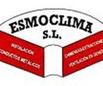 Fabricación y montaje de conductos metálicos de chapa galvanizada: Productos y servicios de Esmoclima