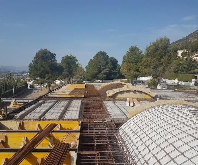 Tejados y cubiertas: Servicios de Construcciones Campillo Rodero