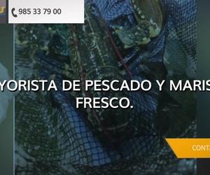 Mayorista de pescado fresco en Asturias | Pescastur