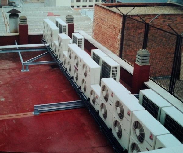 Aire acondicionado en Rivas-Vaciamadrid | Climaser 2000
