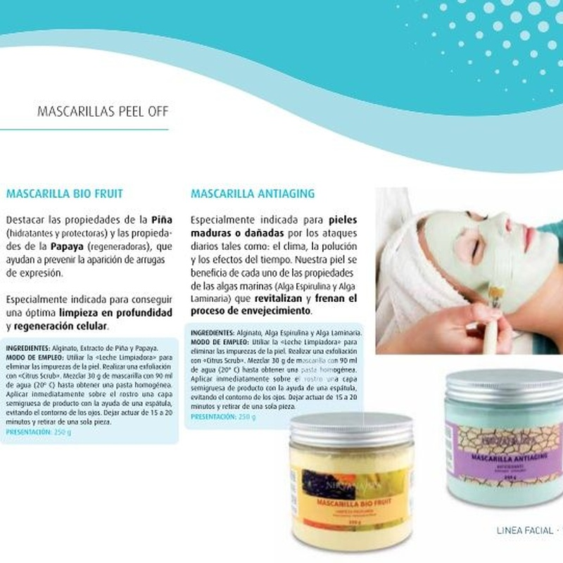Mascarilla Bio fruit : Productos de PLUS CLINIC