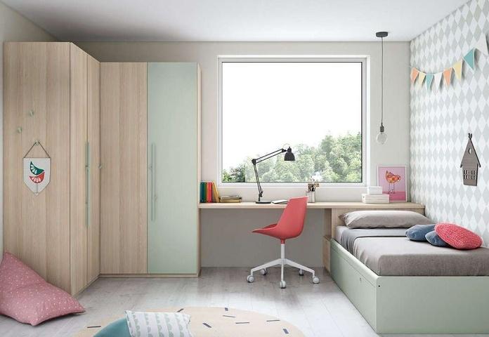 Juvenil JV_3: Muebles de Spais a Mida