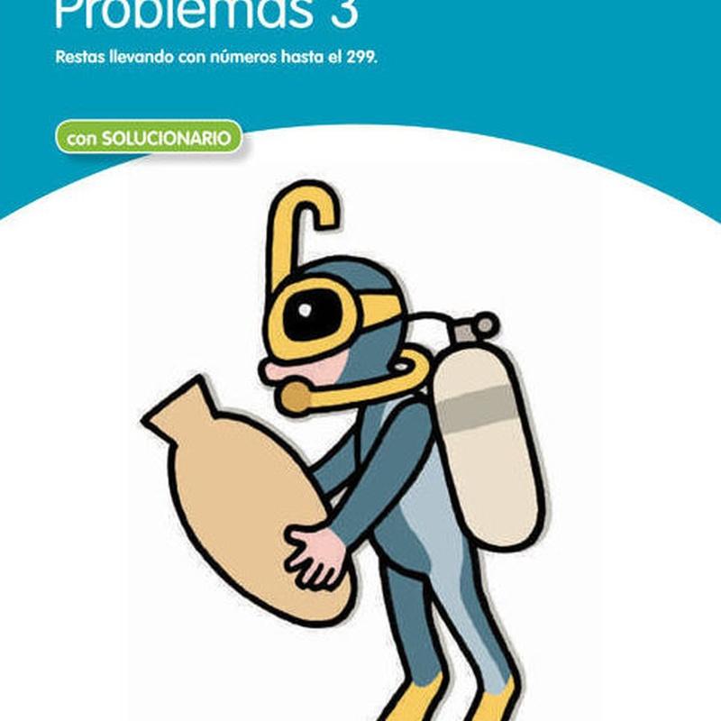 PROBLEMAS DE MATEMÁTICAS 3. SANTILLANA