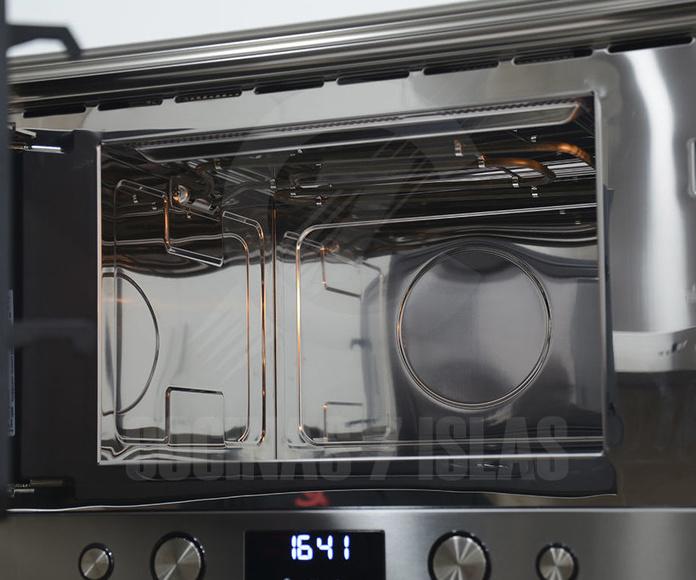 Una cocina adaptada a las exigencias de uno de nuestros últimos clientes