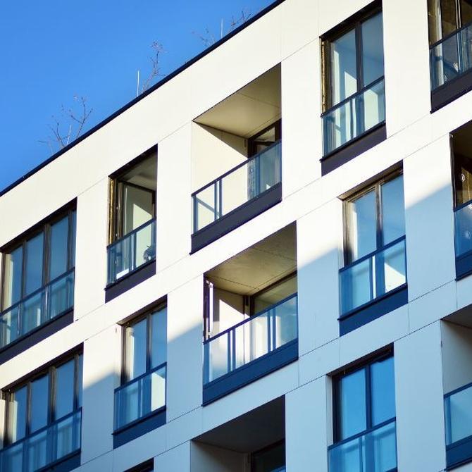 Cerramientos de balcones en PVC