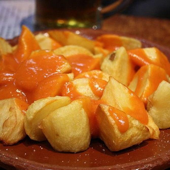Receta para la salsa de las patatas bravas
