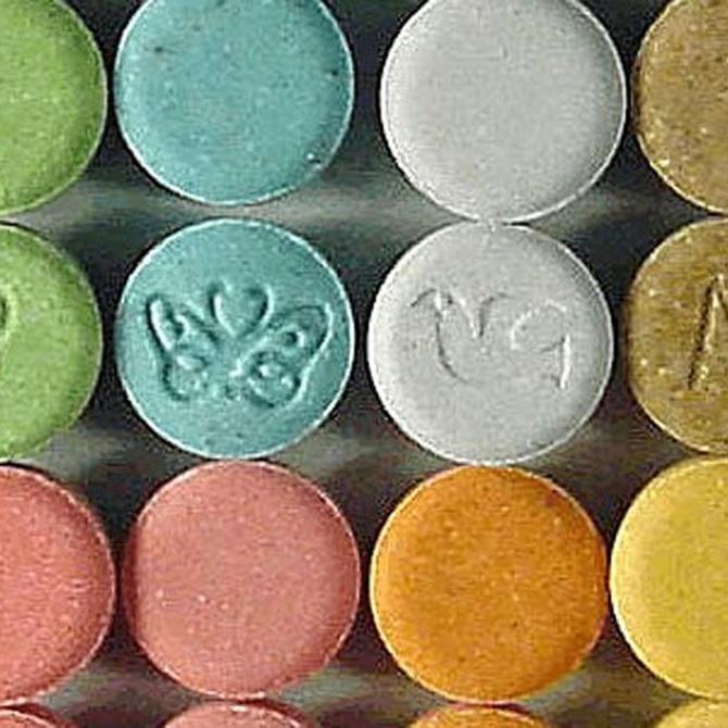 Los riesgos de consumir MDMA