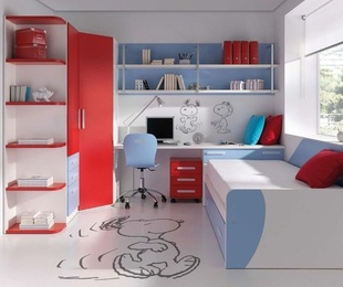 Dormitorio juvenil base,2