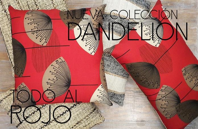 Colección Cojines Dandelion: COLECCIONES de Casa Nativa