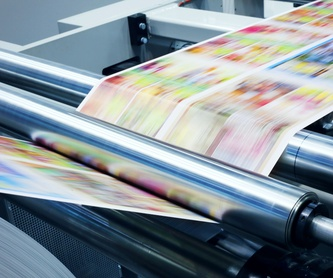 Impresión digital: Servicios de Copy New Imprenta digital