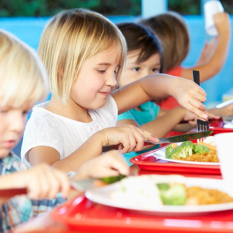 Servicio de comedor: Servicios  de Escuela Infantil Menuts