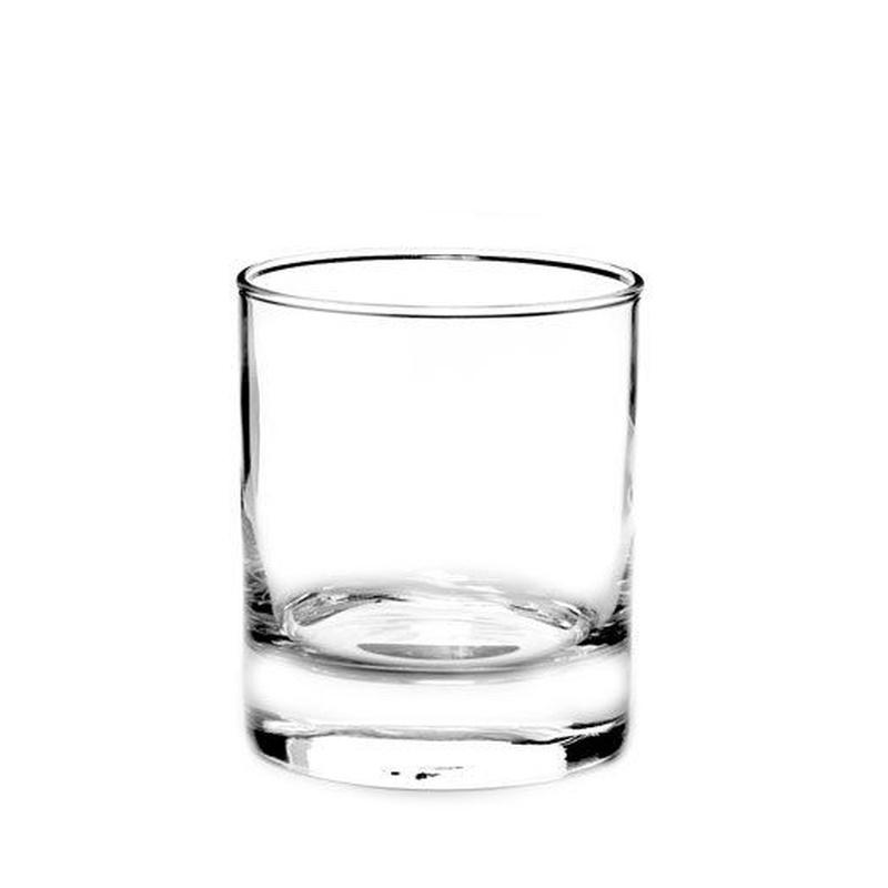 Vaso de whisky: Alquiler de Mantelería & Menaje