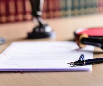 Separaciones y divorcios: Servicios de José Barbero Pozuelo