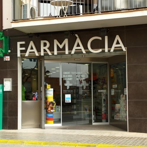 Farmacias abiertas en Lleida | Farmacia Rosa Cinca