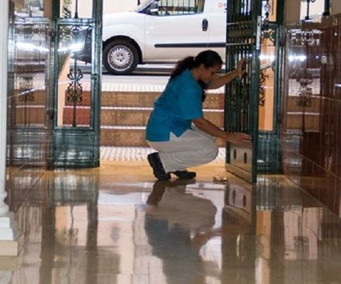 Limpiezas en general: Servicios de Multiservicios Crisainalu