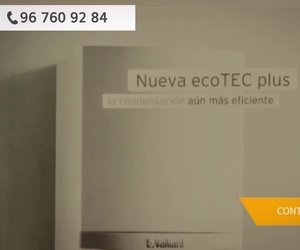 Instalación y calefacción en Albacete | Cousan
