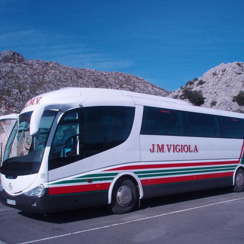 Líneas regulares: Servicios de J. M. Vigiola
