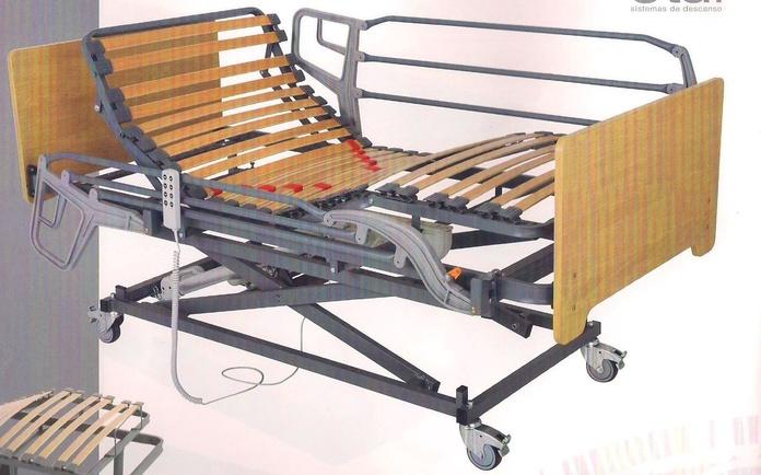 Cama Electrica Hospitalaria Con Carro Elevador: Colchones Y ...... de Colchonería Moderna