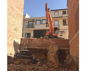 Excavaciones en Jaén