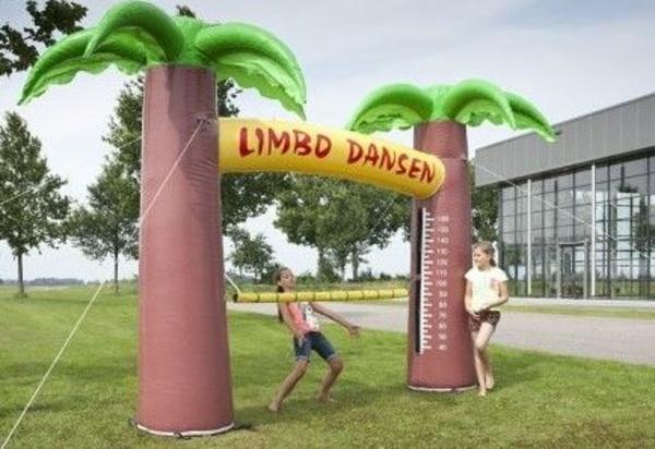 Limbo Hinchable.