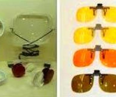 Filtros terapeúticos para la prevención de enfermedades oculares