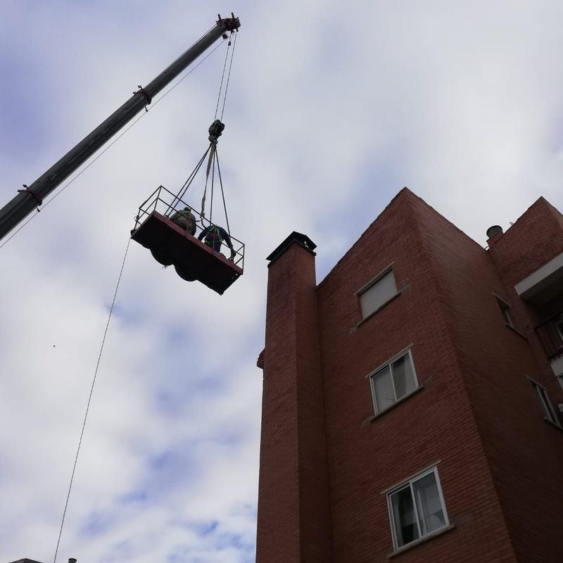 Construcciones y reformas: Servicios de Construcciones Triguero