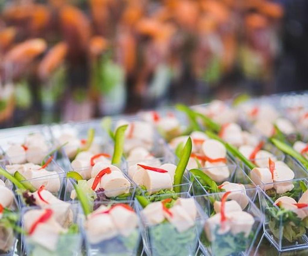 La tendencia de los servicios de catering en celebraciones privadas