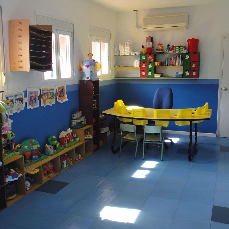 Servicios: Servicios de Escuela Infantil Party
